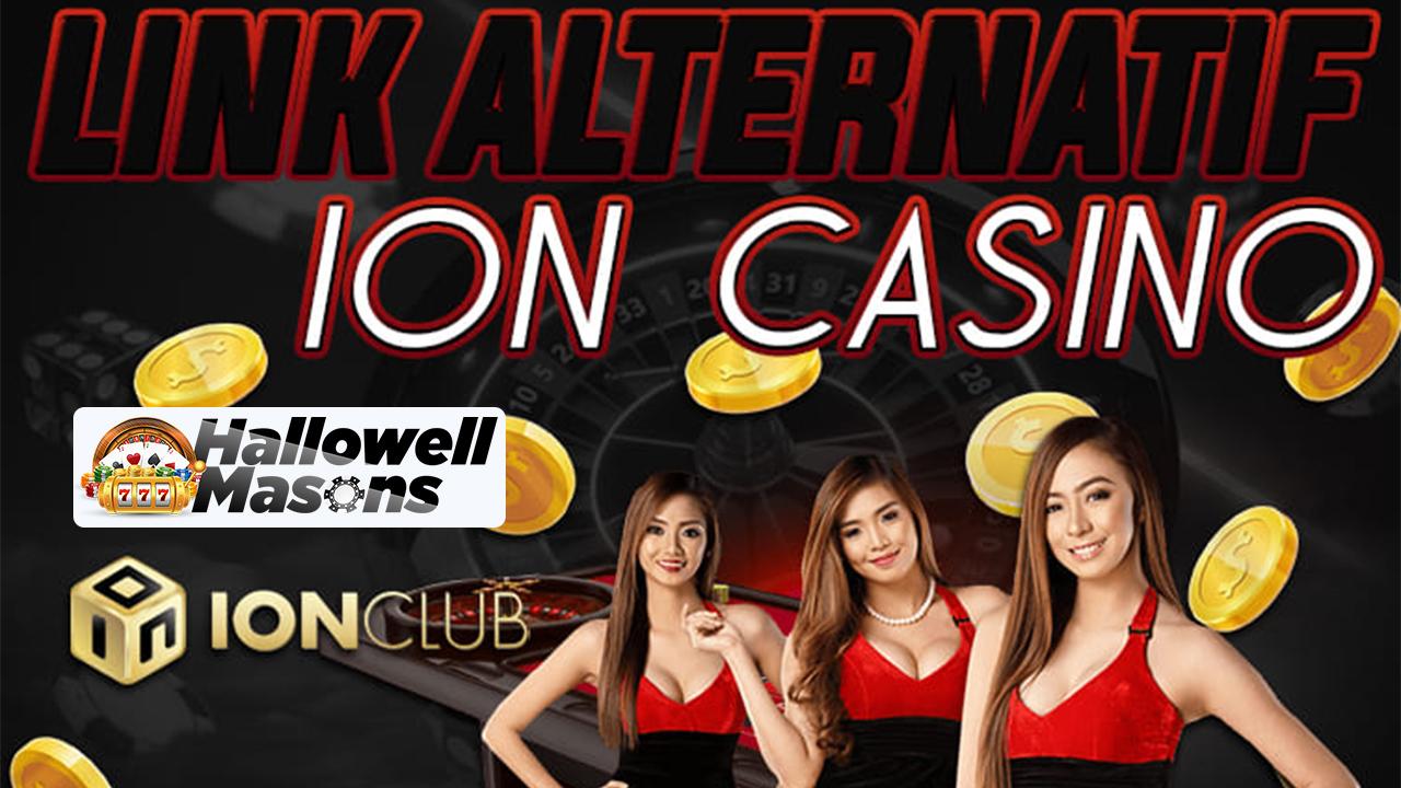 Link Alternatif ION Casino