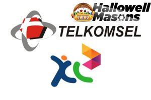 Pulsa XL dan Telkomsel